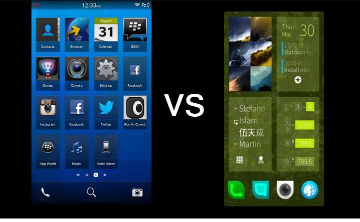 Android-vs-Jolla1- سیستم عامل اندروید