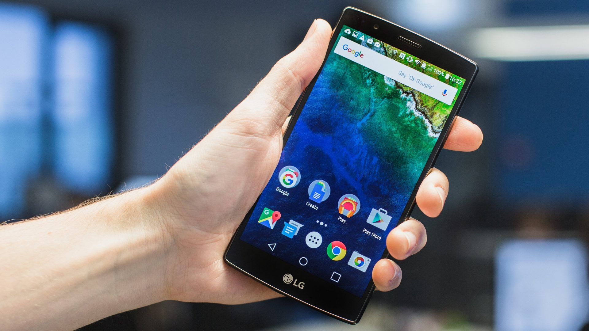 stock-android- آندروید