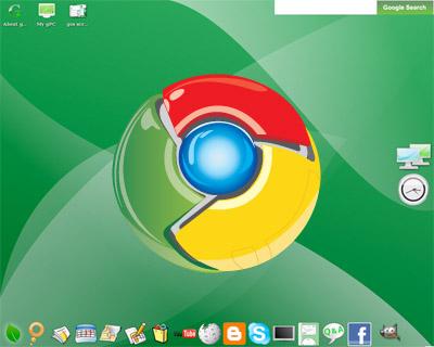 googleChromeb- سیستم عامل Chrome OS