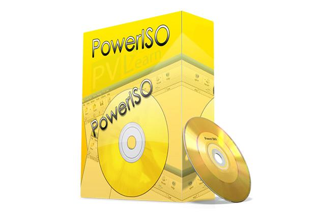 آموزش رایت فایل MP3 روی CD/DVD در PowerISO