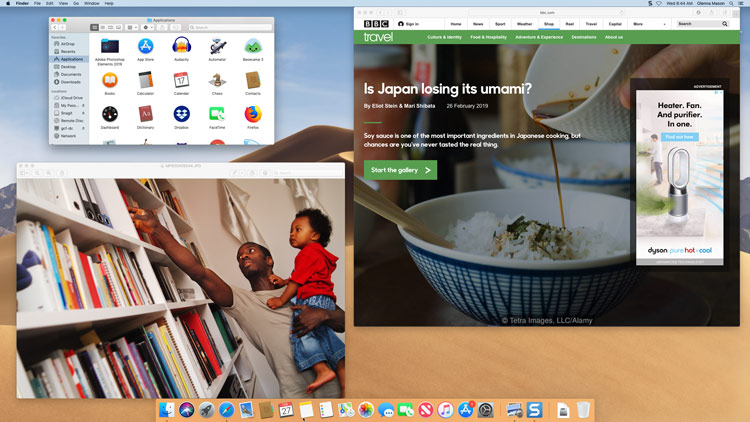 سیستم عامل macOS - MacOS