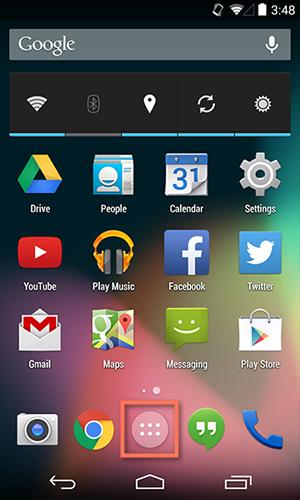 اصول اولیه Android-شروع کار با دستگاه Android