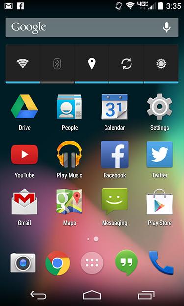 شروع کار با دستگاه Android-اصول اولیه Android