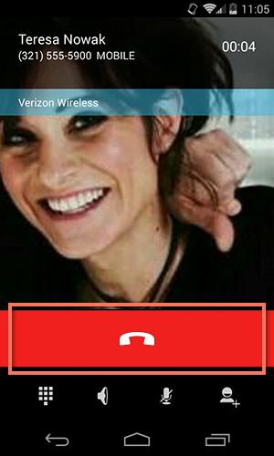 وظایف مشترک-قطع تماس
