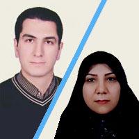 معصومه طاهری / علیرضا گودرزی