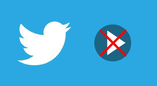 توقف پخش خودکار ویدیو ها در توییتر ( آموزش ارسال تصاویر و ویدیو در توییتر )